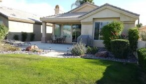 SOLD! Beautiful Augusta Model Villa w/2 Bdrms + Bonus Room – 67592 S. Laguna – Listing #217020858