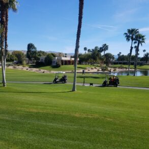 SOLD- FABULOUS VIEW!!! 3 BEDROOM/2BATHS W/GOLF CART!  – 28800 W. NATOMA – LISTING #217007620