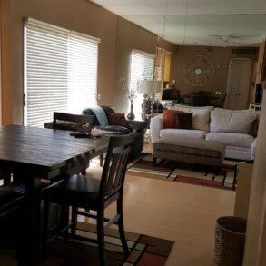 SOLD! Remodeled Corner Condo- 1 Bedroom/2Bath – 67301 Cumbres Ct. – LISTING #217030908
