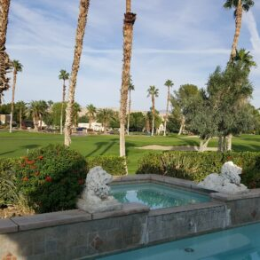 SOLD!  Beautiful pool villa – 67718 S. Natoma – Listing #218009632