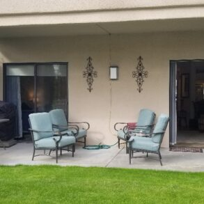SOLD! END UNIT CONDO – 1 BEDROOM W/ 2 BATH – 29100 ISLETA CT – LISTING #218034136