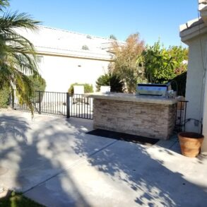 SOLD!  YOU OWN THE LAND – VILLA w/ LARGE FRONTAGE TO COURSE AND POND –  2 BDRM + DEN – 29679 W. LAGUNA – LISTING #219002699