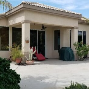 SOLD! BEAUTIFUL TOMMY BAHAMA VILLA – 3 BEDROOM – LISTING # 00412524 – 29322 W. LAGUNA DR.