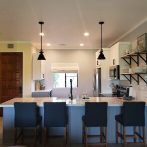 SOLD!  FARM HOUSE KITCHEN – 3 BEDROOM CONDO – 67287 N. CHIMAYO – LISTING #219045245