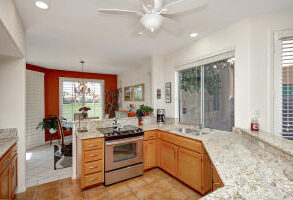 LARGE 2 STORY UPDATED 3 BEDROOM/3.5 BATH VILLA WITH SPECTACULAR WEST FACING VIEWS! – 29667 E. TRANCAS –  LISTING #219049505 – Virtual Tour Available