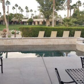 PENDING! POOL VILLA W/GREAT ENTERTAINING AREA!  – 67640 S. NATOMA – LISTING #219054458