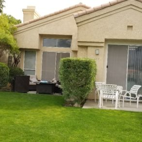 PENDING!  RECONFIGURED, REMODELED KITCHEN AND SO MUCH MORE! – 2 BEDROOOM/2 BATH VILLA – 29617 E. TRANCAS – LISTING #219003475