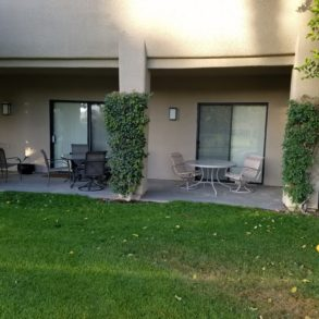 SOLD!  3 BEDROOM CONDO – EAST FACING POOL VIEW – 29036 DESERT PRINCESS DRIVE – LISTING #219009963