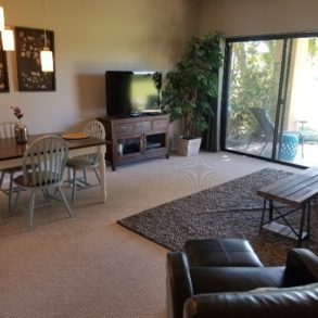 PENDING!  TOO CUTE 1 BEDROOM/2 FULL BATH CONDO – 28734 W. NATOMA – LISTING # 219019713 – $125,000LH