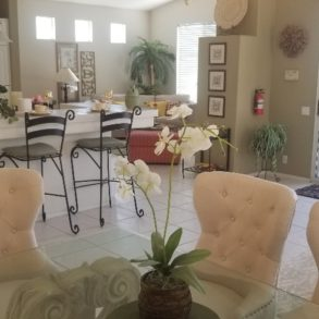 REDUCED!  JUST REMODELED!  3 BEDROOM VILLA – YOU OWN THE LAND- PRIVATE POOL/SPA – 29457 W. LAGUNA – LISTING # 219000193 –